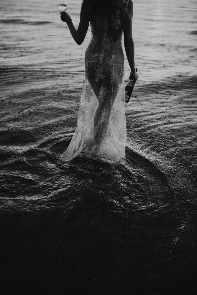 fotosesija jūrā